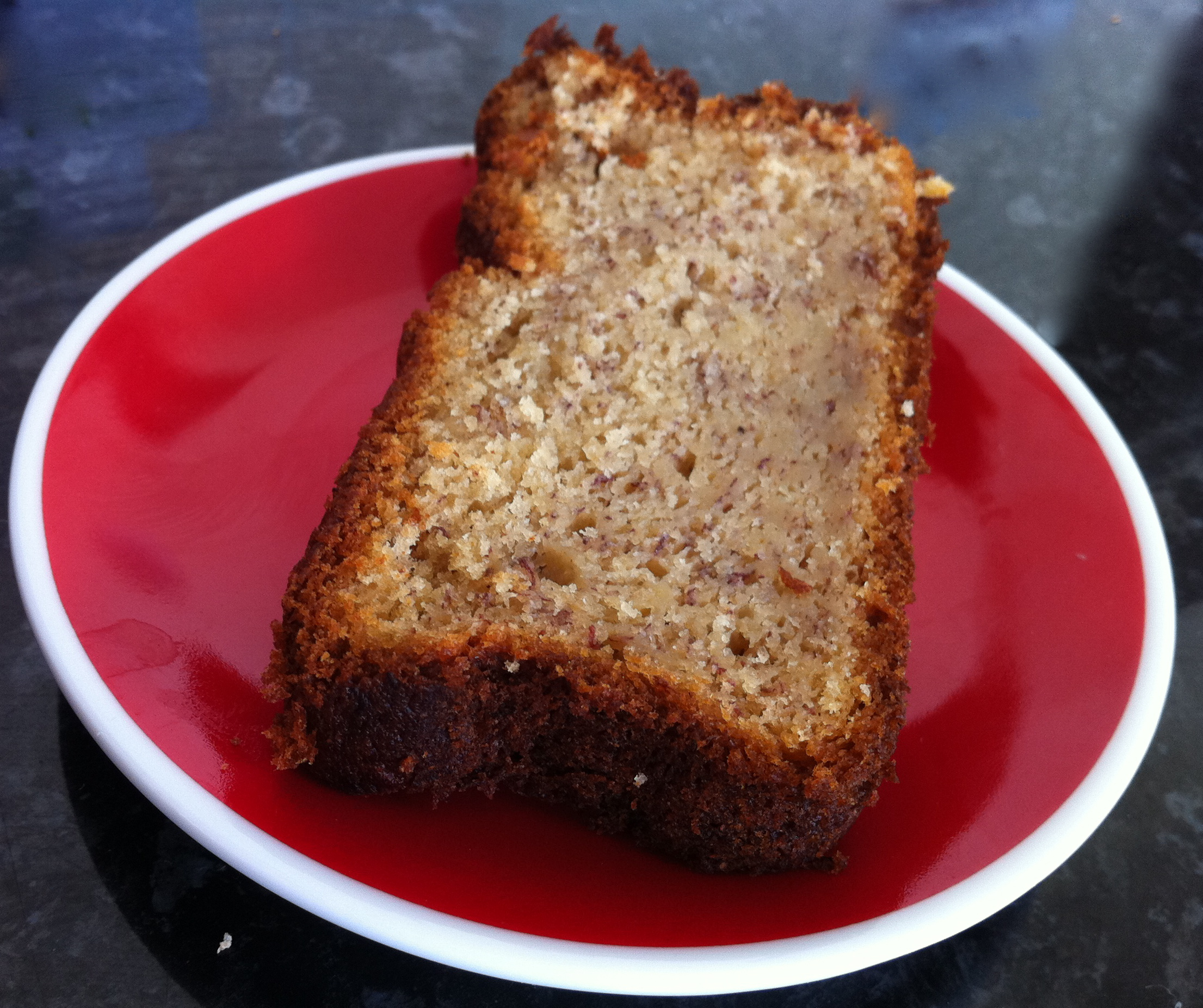 Authentic branding or baking banana bread